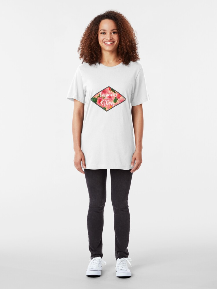 Alternate view of Empower Others Slim Fit T-Shirt