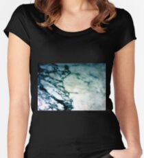Blue Marble Ideas Women's Fitted Scoop T-Shirt