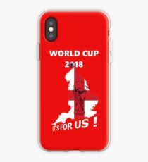 World Cup 2018 England Football iPhone Case