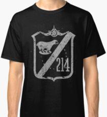"VMF-214 ""Black Sheep Squadron"" WWII Vintage Design Classic T-Shirt"