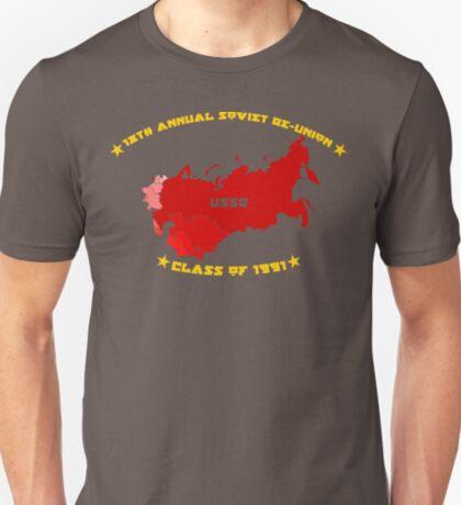 Soviet Re-Union T-Shirt
