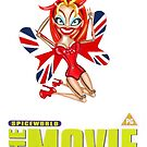 Ginger Spice, SpiceWorld The Movie, Spice Fairy. by CoolBritaniaArt