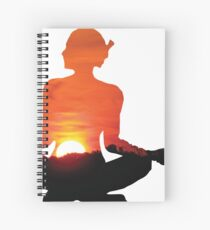 The Yogini Spiral Notebook