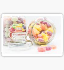 Heller & Strauss Tutti Frutti Fruchtbonbons - Made In Germany Sticker