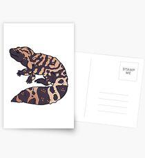 Gila-Monster Postkarten
