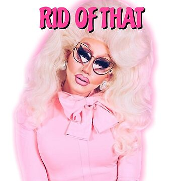 Trixie Mattel dead eye  by tdelafont