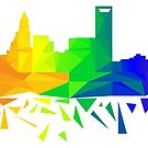 Queen City Pride by Ryan Freeze
