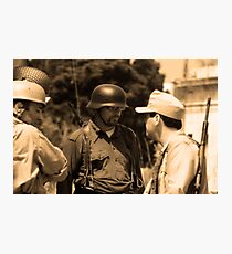 1942- Military Mtarfa Photographic Print