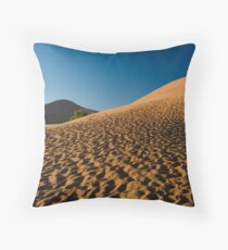 Dune 45 Throw Pillow
