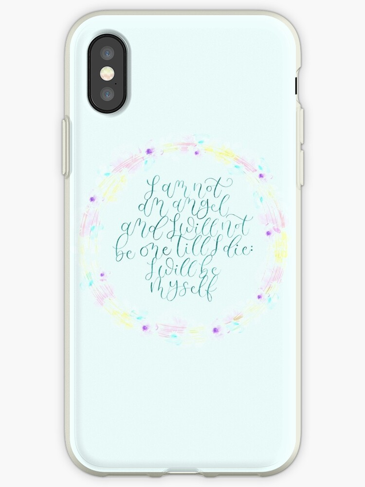 Jane Eyre, Charlotte Bronte Quote  by Love Lily