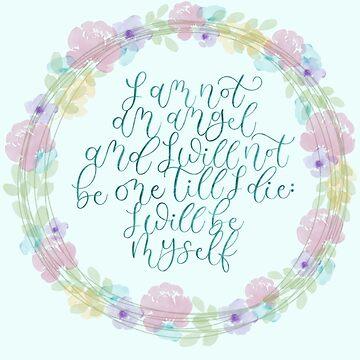 Jane Eyre, Charlotte Bronte Quote  by alwaysbookish