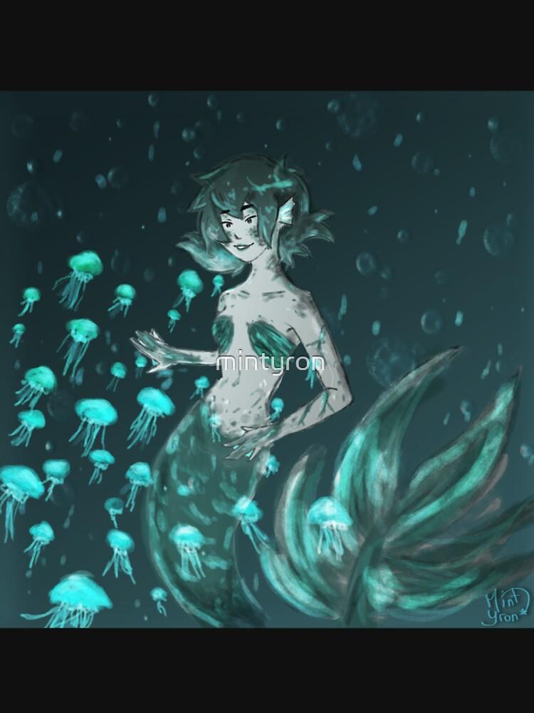 Meerjungfrau Pidge von mintyron