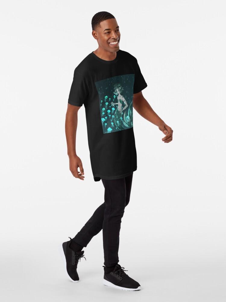 Alternative Ansicht von Meerjungfrau Pidge Longshirt