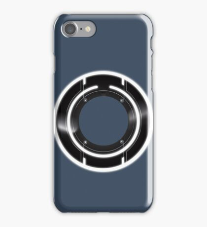 Tron Legacy Identity Disc iPhone Case/Skin