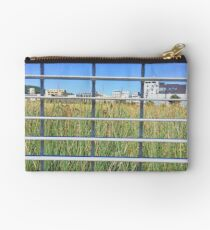 Grass Through The Grate Studio Pouch