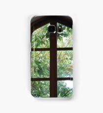 NATURE'S WINDOW Samsung Galaxy Case/Skin