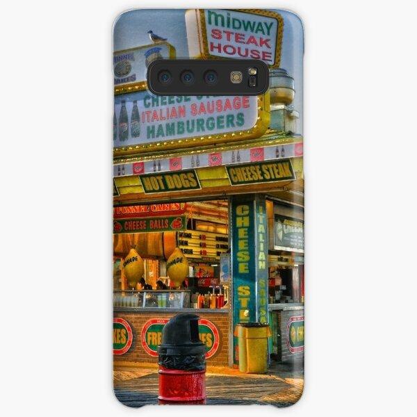 Midway Steak House Samsung Galaxy Snap Case