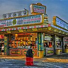 Midway Steak House by Debra Fedchin