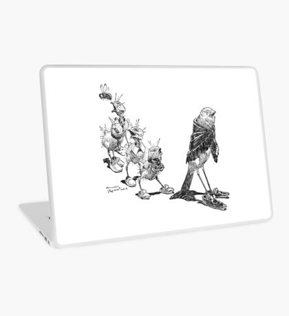 The Canaries Laptop Skin