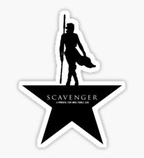 Scavenger Sticker