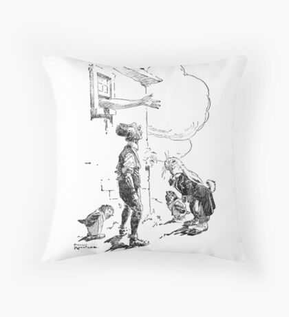 Alice's Arm Floor Pillow