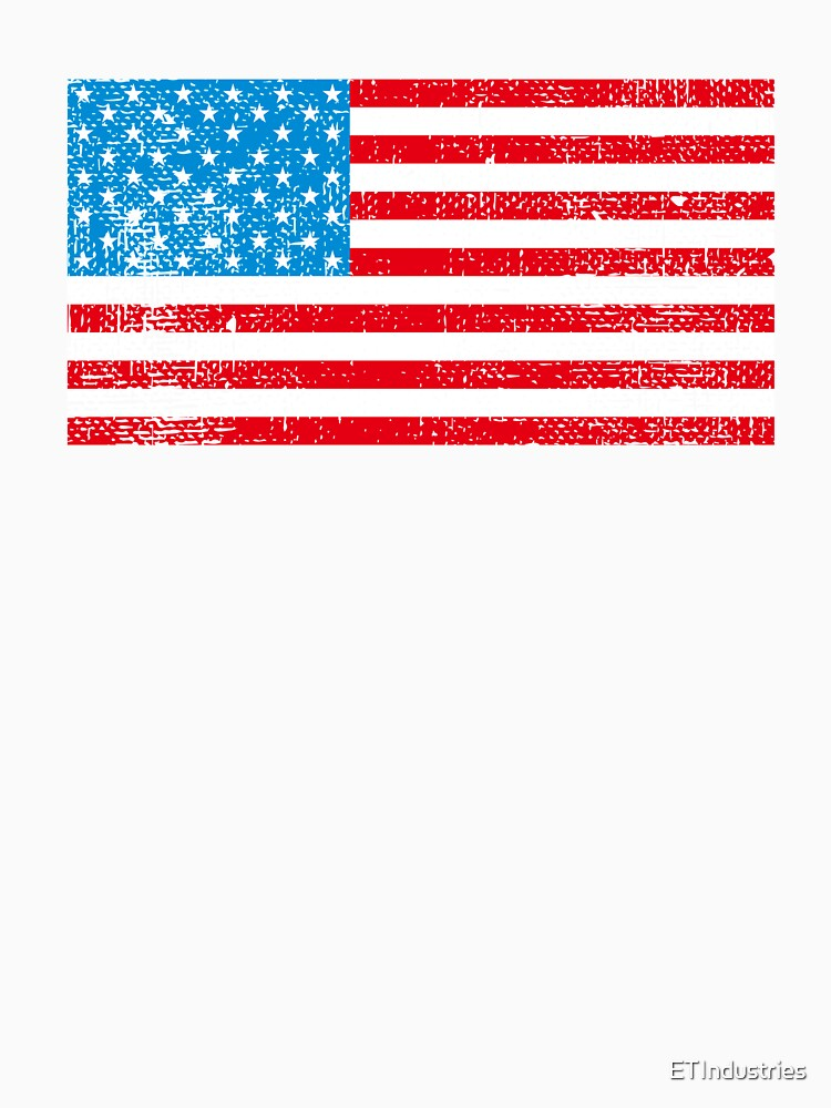 American Flag | Vintage USA by ETIndustries