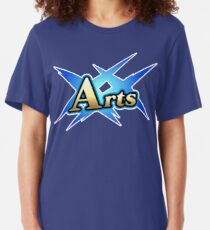 FGO Arts Card Shirt Slim Fit T-Shirt
