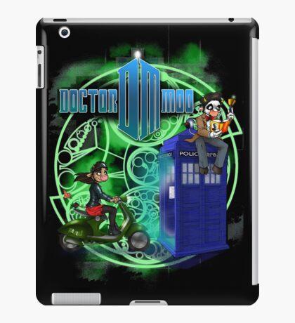 Doctor Moo and Clara -alt iPad Case/Skin