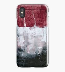 Shadow Flag iPhone Case