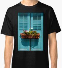 Blue Shutters Classic T-Shirt