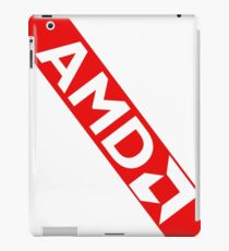 AMD Stripe Banner iPad Case/Skin