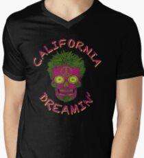 California Dreamin' T Men's V-Neck T-Shirt