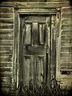 The Weathered Door by Aaron Campbell