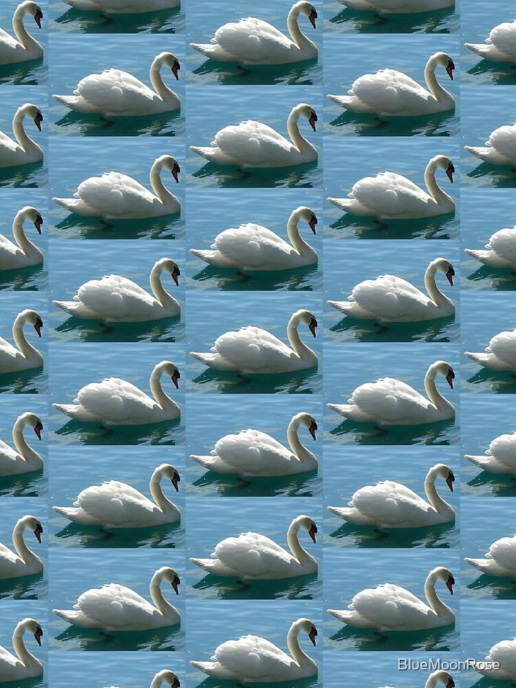 Schwimmen, schwan, schwimmen von BlueMoonRose