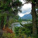 eagle cap wilderness by Bruce  Dickson