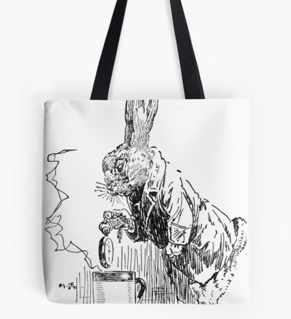 The March Hare Tote Bag