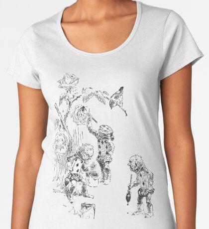 The Painters Women's Premium T-Shirt