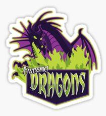 Fantasmic Dragons Sticker