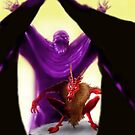 demon catcher by gregvanderLeun