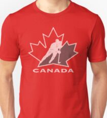 Kanada Hockey Unisex T-Shirt