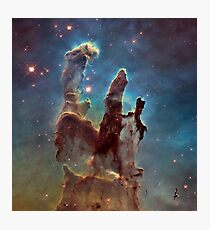 Eagle Nebula - The Pillars of Creation Photographic Print