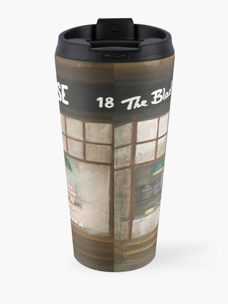 Alternate view of THE BLACK LAB COFFEE HOUSE Travel Mug