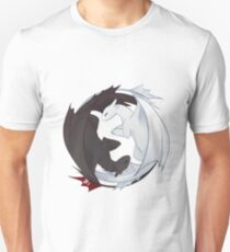 Toothless and the Light Fury Unisex T-Shirt