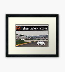 GTA Spano Framed Print