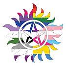 SPN Pride: Multi Pride by violue