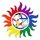 SPN Pride: Multi Flag 2 by violue