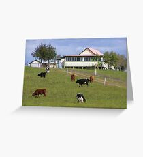 Queensland Scene Greeting Card