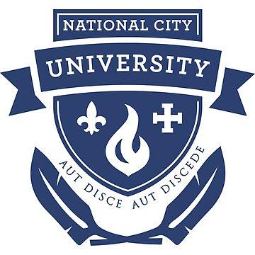National City University Lena Luthor by bitethehippo