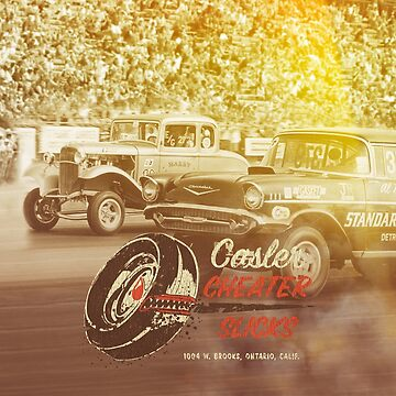 Casler Cheater Slicks  by jacobcdietz