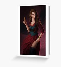 The Heartrender Greeting Card